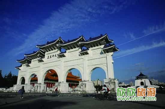 中正纪念堂 摄影:王能佑
