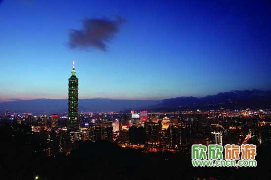 101大楼 摄影:王能佑